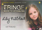 2012 Cryptozoic Fringe Seasons 1 and 2 Trading Cards 6