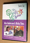 The Quilt Show Series 6 With Alex Anderson  Ricky Tims 13 Episodes on 4 DVDs
