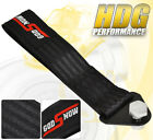 Universal Sport Towing Strap Cable Recovery Emergency Track Autox God Snow Black