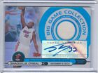2005-06 Topps Auto Jersey Big Game Shaquille O'Neal 72 199