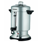 Commercial Coffee Urn Dispenser Buffet Party Large Capacity 60 Cups Heavy Duty