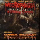 NECROPHAGIA/VIKING CROWN - Draped In Treachery - 2 CD - Enhanced - *SEALED/NEW*