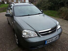 LARGER PHOTOS: 2009 CHEVROLET LACETTI ESTATE 1.8 SX AUTO LOW MILAGE SPARES OR REPAIR!
