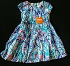 Gymboree Girls Size 2 Butterfly and Flowers Dress NWT