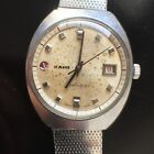 Vintage 70s Rado Marco Polo Autmatic Watch