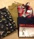 4 PIECE LOT BOYS SIZE 8 10 NEW WITH TAGS