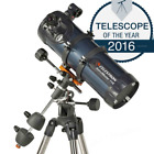 Astronomical Reflector Telescope Tripod Newtonian Star Finder Space Astronomer