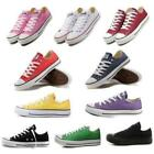 Hot Women Lady ALL STARs Chuck Taylor Ox Low Top shoes Canvas Sneakers