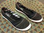 Keds Womens Mary Jane US Sz 65 Black White in Very Good Condition