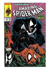 Amazing Spider Man 316 1st Full Venom Cover Black Cat Todd McFarlane VF NM