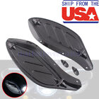For Harley Electra Glide Street Classic Adjustable Fairing Wind Air Deflector US