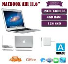 Apple MacBook Air 116 core i5 14GHz 4GB RAM128 SSD MS Office A GRADE