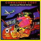 COMMANDER CODY - Aces High - CD - **Mint Condition** - RARE
