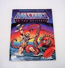 He Man Masters of the Universe Mini Comic Book THE VENGEANCE OF SKELETOR 1981