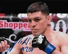MMA Fighter Mike Diaz Autographed 8x10 Photo (Reproduction) 3