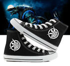Hot Monster Hunter Game Zinogre Logo cosplay canvas shoes casual sneakers