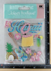 Jolees HAWAII Boutique Stickers BLUE HAWAII NEW