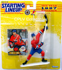 STARTING LINEUP 1997 - MARK RECCHI RIGHT WING - MONTREAL CANADIEANS