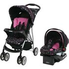 Baby Travel System Stroller Click Connect with Snug Ride Child Infant Car Seat
