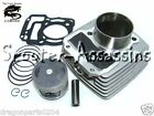150cc 62mm BIG BORE CYLINDER + PISTON KIT for KYMCO ZING 125