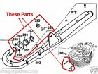 EXHAUST GASKET KIT for KYMCO ZING 125