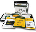 SERVICE MANUAL PARTS CATALOG SET FOR JOHN DEERE 70 SPARK IGNITION TRACTOR OVHL