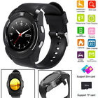 Smart Watch Bluetooth Unlocked Wristwatch Cellphone With SIM TF Card Slot Camere