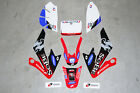 Dirt Pit Bike Honda CRF50 XR50 Fairing Plastic Body Decal Graphics Kit 50cc SB