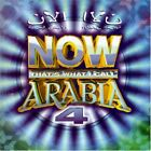 NOW THAT'S WHAT I CALL ARABIA 4 - V/A - CD - IMPORT - **EXCELLENT CONDITION**