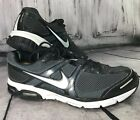 Mens Sz 12 NIKE Air Zoom Moto 8 Running Training Flywire Shoes 407641 002 T