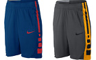 New Nike Boys Dry Elite Stripe Basketball Shorts Size 6 Small and Large