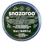 SALE Professional Classic SNAZAROO Face  Body Paint Make Up Colours 18ml