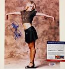 CHRISTINA APPLEGATE Signed 8x10 Photo Married With Children (D) PSA DNA COA
