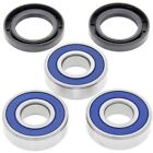 BMW F800R 2005-2016 Rear Wheel Bearings And Seals