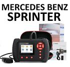 Mercedes Benz Sprinter Diagnostic Scanner Tool Abs Code Reader Vident Ilink400