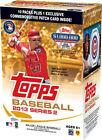 2013 Topps SERIES 2 Baseball BLASTER BOX Factory Sealed 10 packs + 1 Patch Card