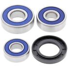 Suzuki GZ125 Marauder Euro 1998-2007 Rear Wheel Bearings And Seals