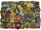 Set of all 50 State Police Trooper Highway Patrol Patches Plus DC NEW