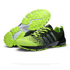 Mens Athletic Shoes Outdoor Running Hiking Sports Casual Sneakers Breathable