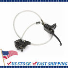 Front Hydraulic Brake Master Cylinder Fits For 110 125 140cc CRF70 Pit Dirt Bike