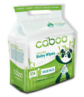 Caboo Tree Free Bamboo Baby Wipes Eco Friendly Biodegradable Baby Wipes for Sen