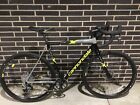 CANNONDALE SUPER X FORCE 1 CARBON FIBER CYCLOCROSS ROAD BIKE 2018 56CM