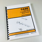 CASE 580CK WHEEL TRACTOR PARTS MANUAL CATALOG ASSEMBLY NUMBERS EXPLODED VIEWS
