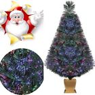Holiday Time Pre Lit 32 Fiber Optic Green Artificial Christmas Tree