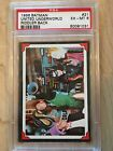 1966 Topps Batman Riddler Back Trading Cards 9