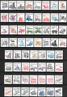 US Transportation Series 1897 2468 Coil Complete Set of 60 Stamps Mint N H Lot