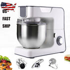 Electric Stand Mixer 8 Speeds Home Kitchen Hand Appliances Tool w/ Mixing Bowl