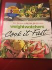 Weight Watchers Cook It Fast  250 Recipes in 15 20 30 Minutes by Inc Staff