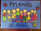 Friends Themed Photo Safe Storage Box brand new sealed