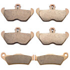 2000-2004 BMW R1200 Independent Sintered HH Front & Rear Brake Pads